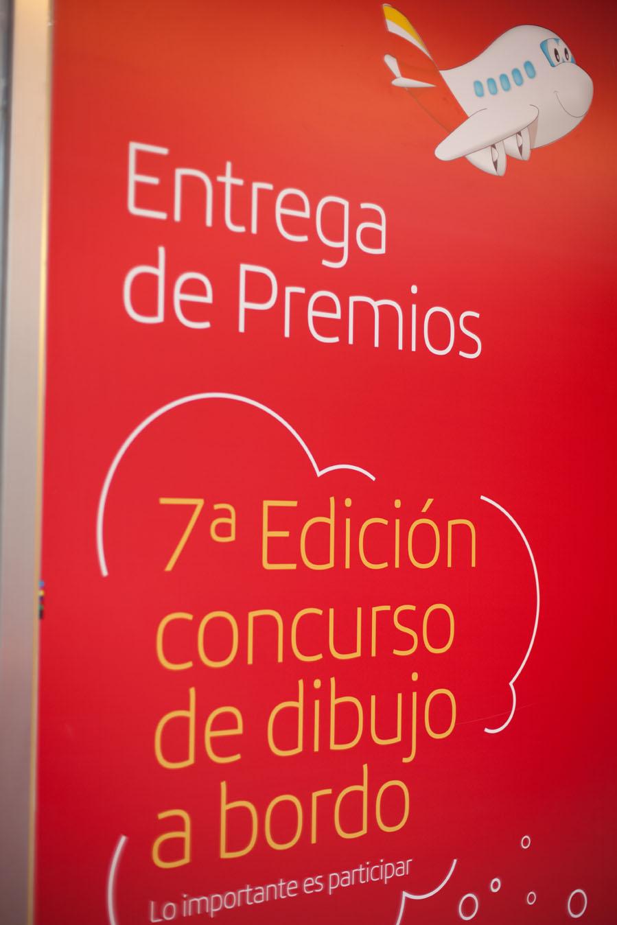 mg 6912 7w - Entrega premios 7ª Edición concurso dibujo a bordo de Iberia