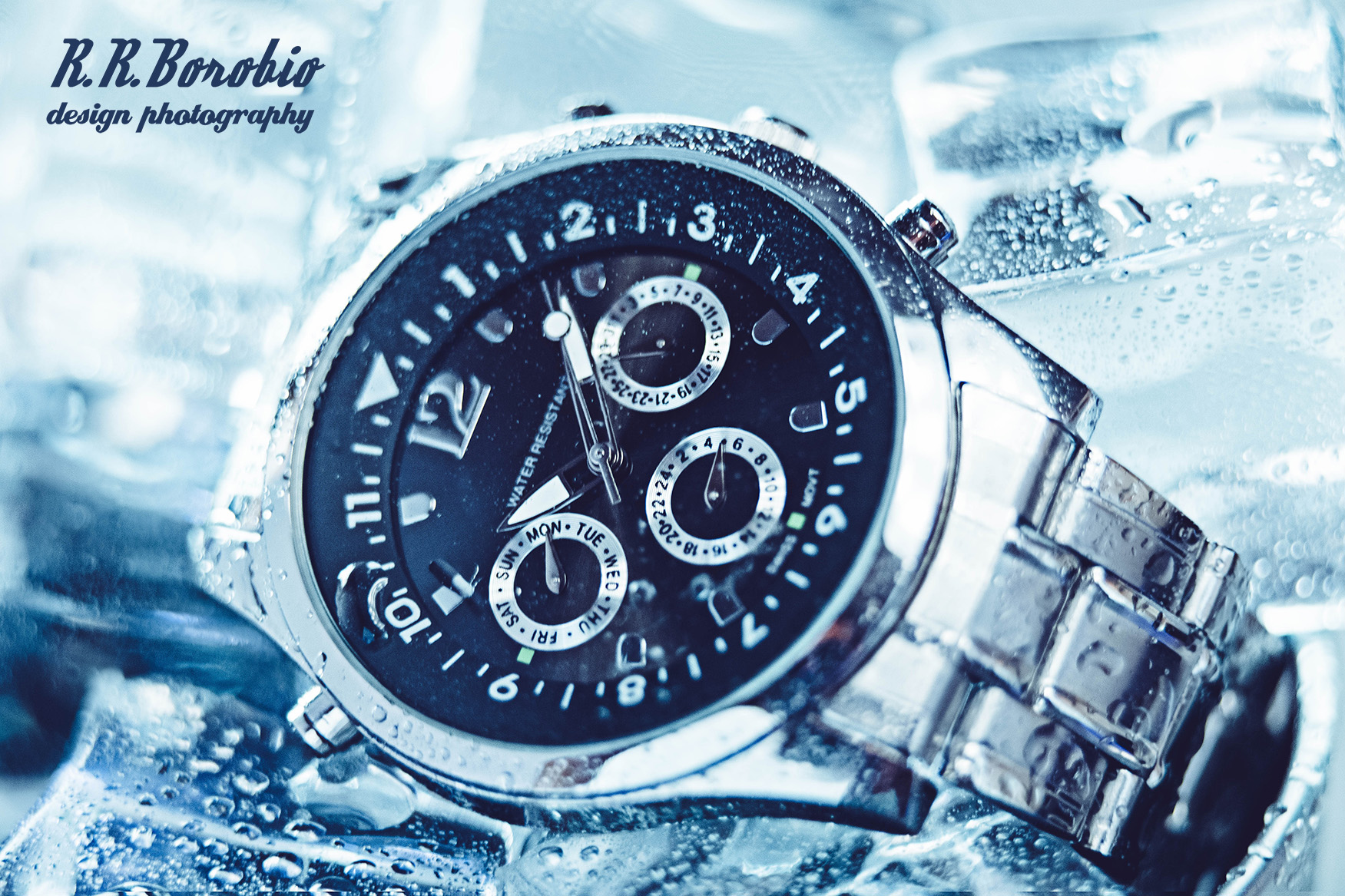 reloj - Fotografía de producto con relojes