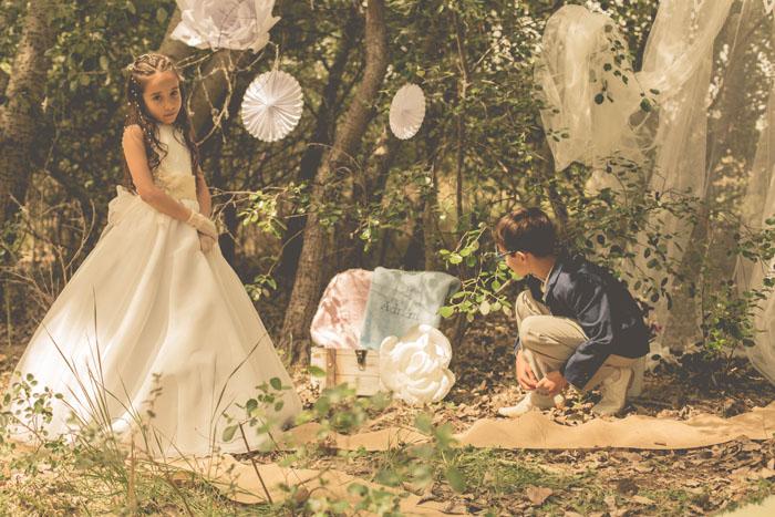 IMG 3635 8 - Fotografía de comunión: Adrián y Adara
