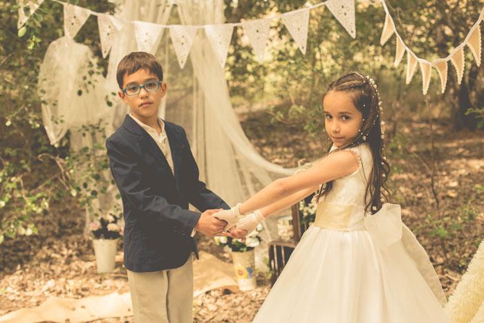 IMG 3658 22 - Fotografía de comunión: Adrián y Adara