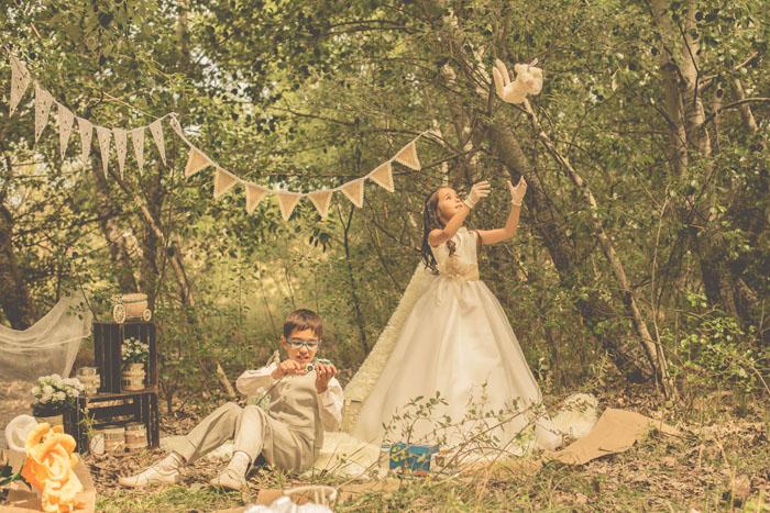 IMG 3698 48 - Fotografía de comunión: Adrián y Adara